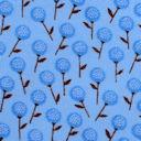 Azul algodoncitos