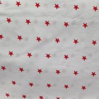 Estrellas Rojas Blanco