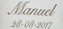 Nombre y Fecha(+5€)