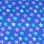 Estrellas Colores Azul