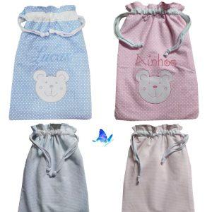 Bolsa para Bebé Personalizada Osito