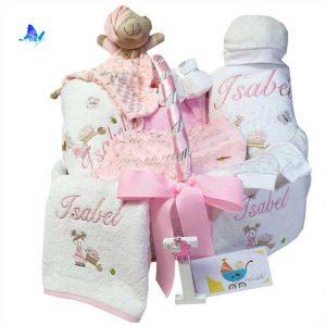 Canastilla Recién Nacido Personalizada