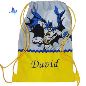 Mochila o Macuto Cole Batman Personalizado