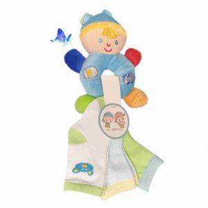Sonajero y Calcetines Para Bebé
